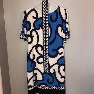 Dress Barn Shift Dress Size 4